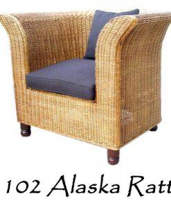 Alaska Rattan Chair