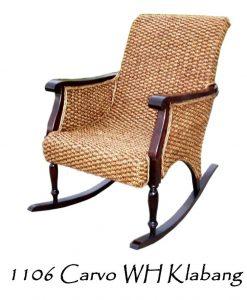 Carvo Wicker WHK Chair