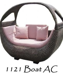 Boat Arm Chair