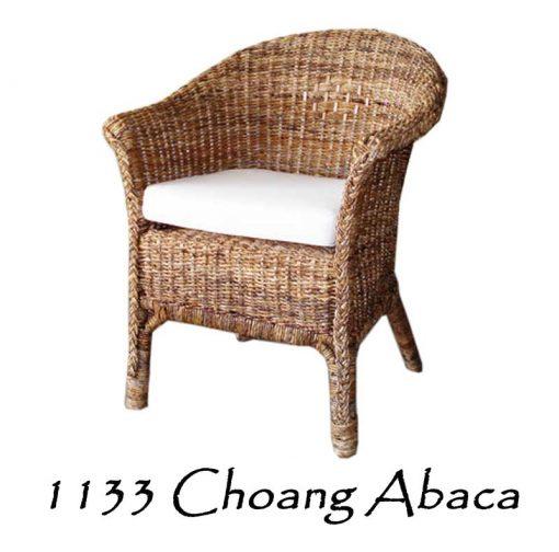 Choang Wicker Arm Chair
