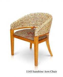 Sunshine Wicker arm chair