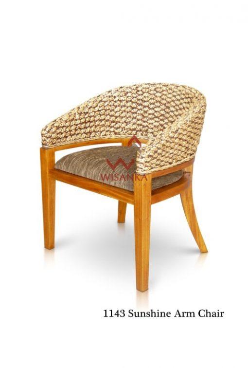 Sunshine arm chair