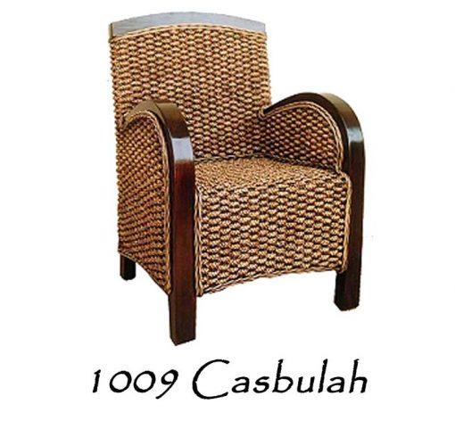 Casbulah Wicker Chair