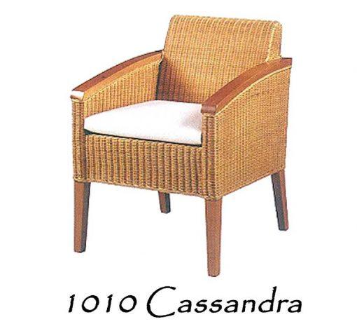 Cassandra Wicker Chair