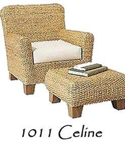 Celine Wicker Chair