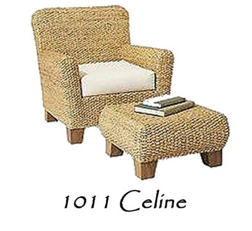 Celine Wicker Chair