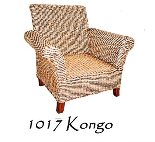 Kongo Rattan Arm Chair