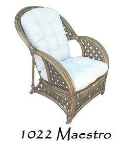 Maestro Rattan Arm Chair