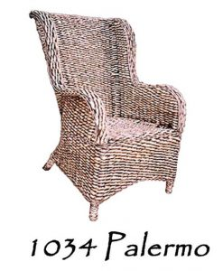 Palermo Wicker Arm Chair