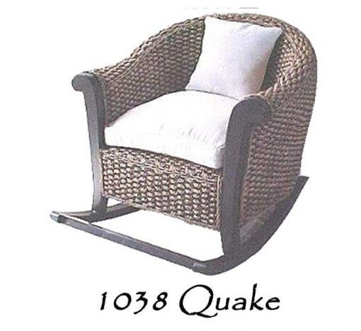 Quake Rocking Chair