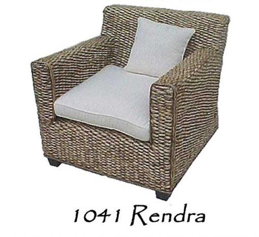 Rendra Arm Chair