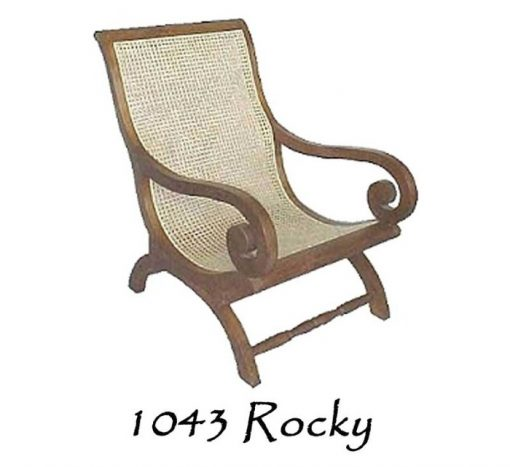 Rocky Arm Chair