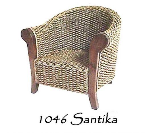 Santika Arm Chair