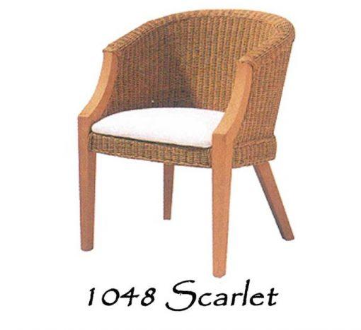 Scarlet Arm Chair