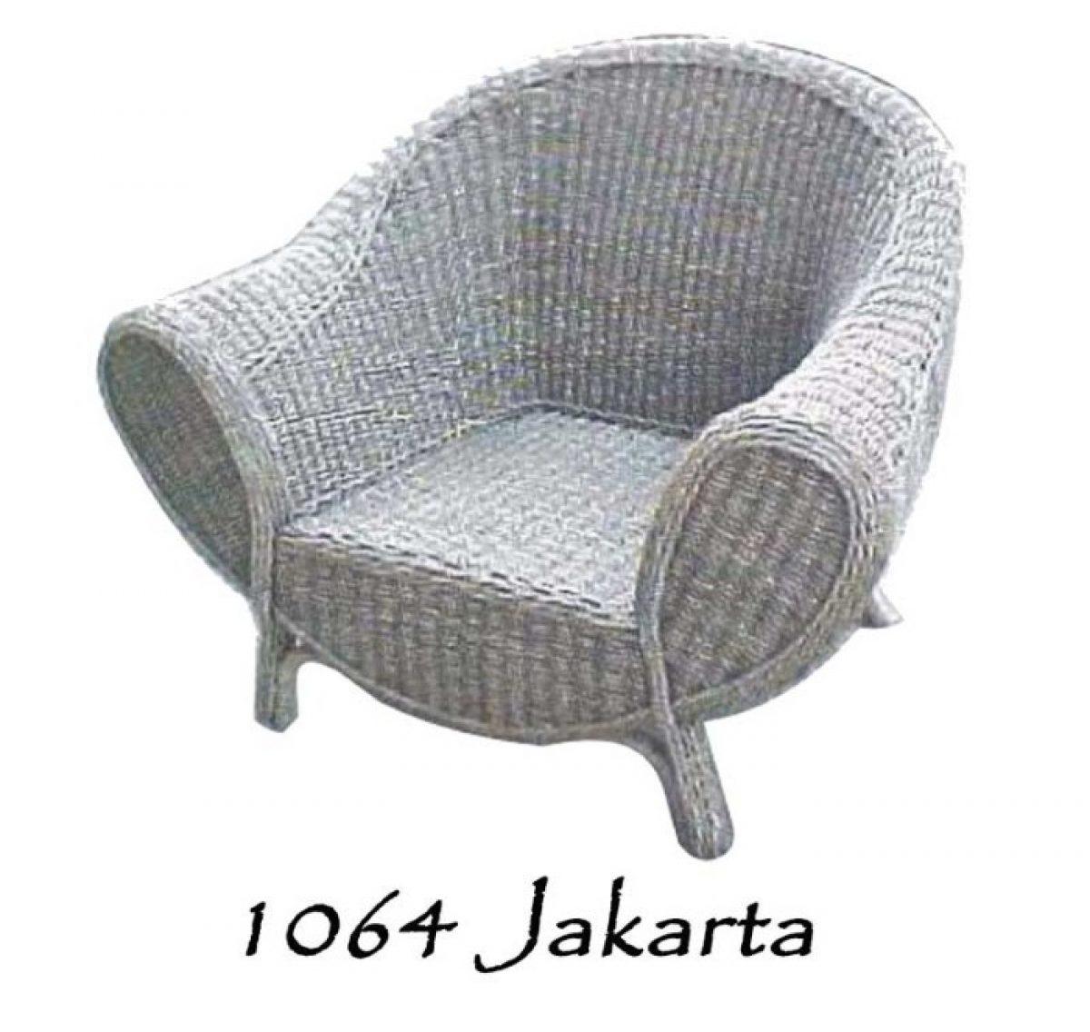 Jakarta Rattan Chair Kids