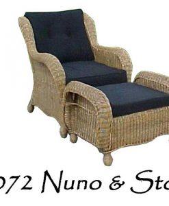 Nuno Chair and Stool