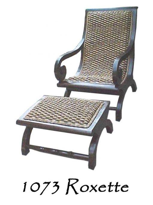 Roxete Wicker Chair