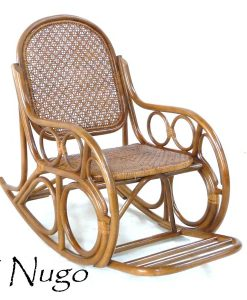 Nugo Rattan Rocking Chair