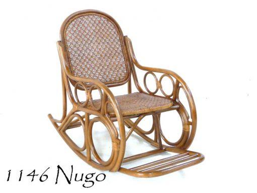 Nugo Rattan Rocking Chair