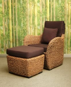 Desire Wicker Lazy Chair