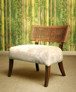 Charles Rattan Chair