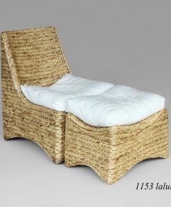 Laluna Wicker Lazy Chair