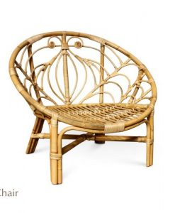 1156 kresen rattan chair