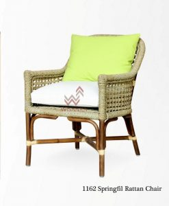 1162 Springfil Wicker Chair