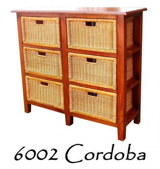 Cordoba Rattan Drawer