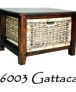 Gattaca Single Wicker Drawer
