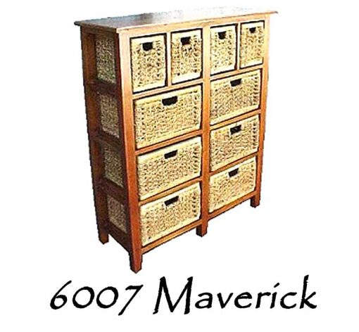 Maverick Rattan Drawer