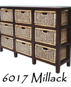 6017-Millack Wicker Drawer