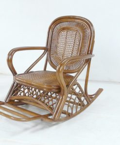 IRINA Rattan Rocking Chair