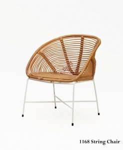 String Rattan Chair