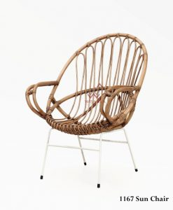 Sun Rattan Chair