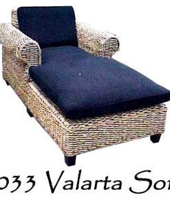 Vallarta Wicker Sofa