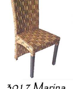 Marina Rattan Dining Chair