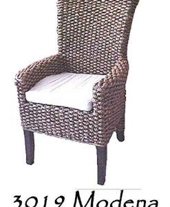 Modena Wicker Dining Chair