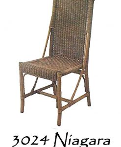 Niagara Wicker Dining Chair