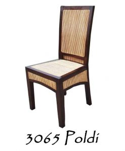 Poldi Rattan Dining Chair