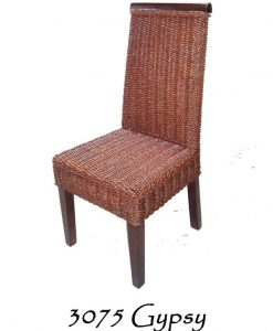 Gypsy Rattan Dining Chair