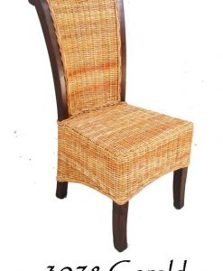 Gerald Rattan Dining Chair