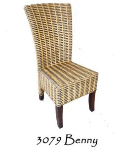 Benny Rattan Dining Chair