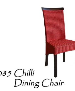 Chili Rattan Dining Chair