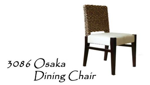 Osaka Wicker Dining Chair