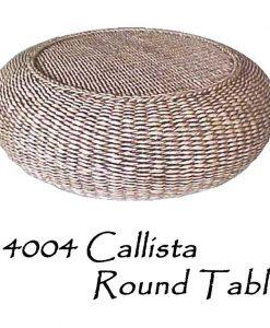 Callista Wicker Round Table