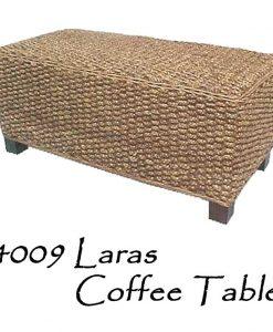 Laras Wicker Coffee Table