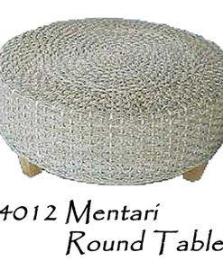 Mentari Rattan Round Table
