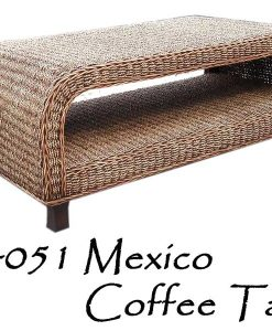 Mexico Rattan Coffee Table