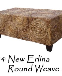 New Erlina Round Weave CT